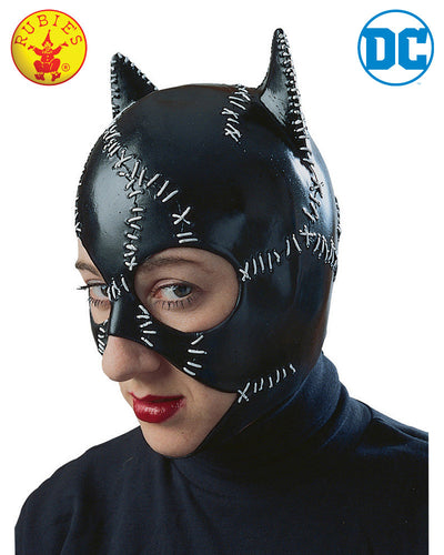 Catwoman Mask Adult - Red Top Box