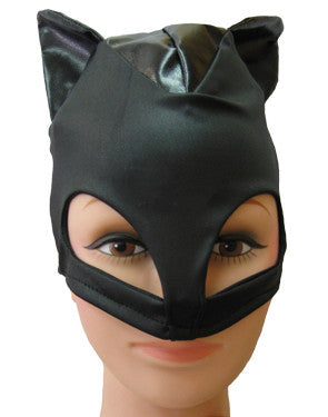Cat Woman Mask - Red Top Box