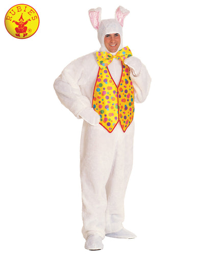 Bunny Rabbit Costume Adults - Size Std - Red Top Box