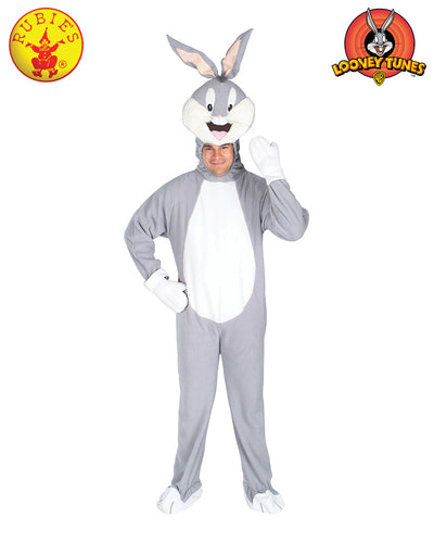 Bugs Bunny Adult - Size Std - Red Top Box