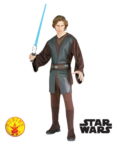 Anakin Skywalker Suit Adult - Star Wars Licensed - Supanova - Oz Comic Con - Red Top Box