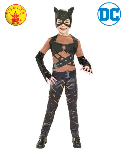 Catwoman Child - Size S - Red Top Box