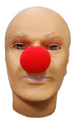 Clown Nose - Sponge Red - Red Top Box