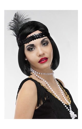 Flapper Set Charleston - Brisbane Costumes