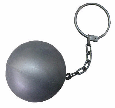 Ball & Chain - Red Top Box