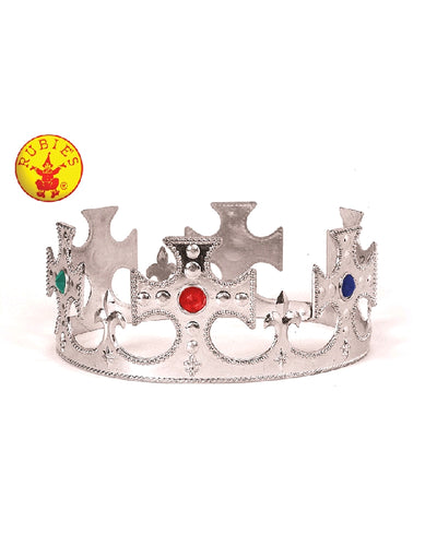 Adult Crown Silver