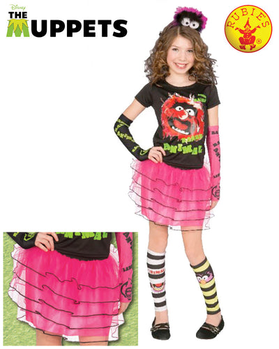 Animal Tutu Skirt - Red Top Box