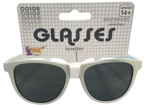 Blues Glasses - White - Red Top Box