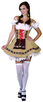 Alpine Beer Girl - Adult - Oktoberfest 2018