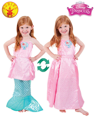 Ariel Reversible Ballroom Girls Costume