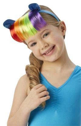 My Little Pony Rainbow Dash Headband - Brisbane Costumes