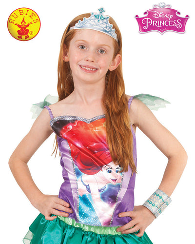 Ariel Princess Top 3+ - Disney Princess - Red Top Box
