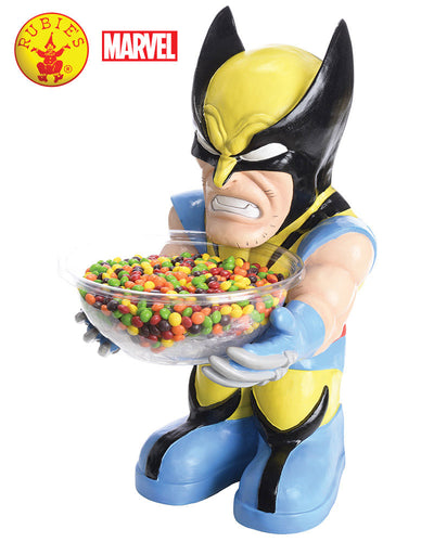Candy Bowl Wolverine Holder - Red Top Box