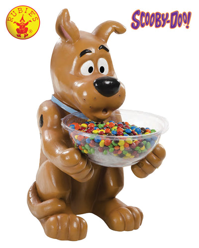Scooby Doo Candy Bowl Holder - halloween Candy Holder - Red Top Box