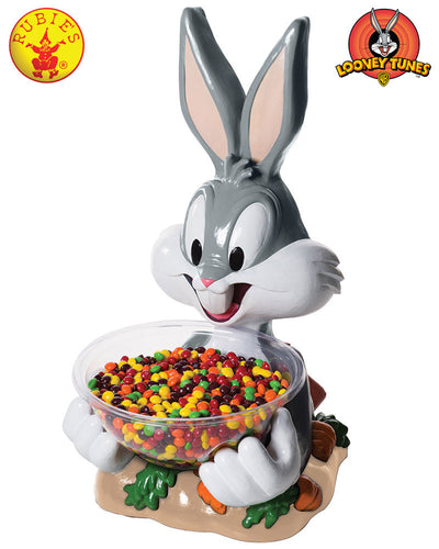 Bugs Bunny Candy Bowl Holder - Red Top Box