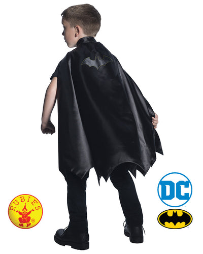 Batman vs Superman Deluxe Child Cape - Rubie's Licensed - Red Top Box - 1