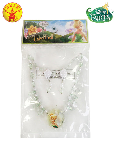 Tinker Bell Childs Jewellery Set