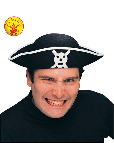 Pirate Hat - Red Top Box