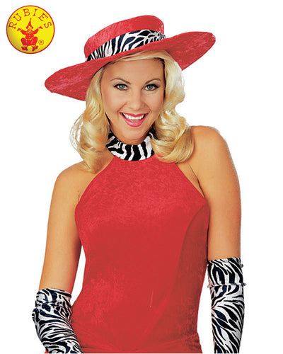 Red Hot Mama Hat - Red Top Box