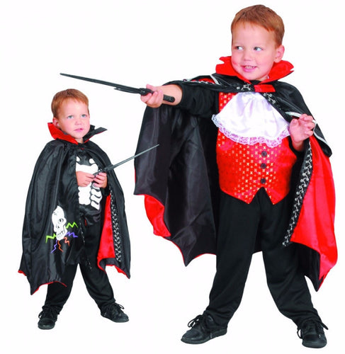 Lil Reversible Vampire - Baby - Red Top Box