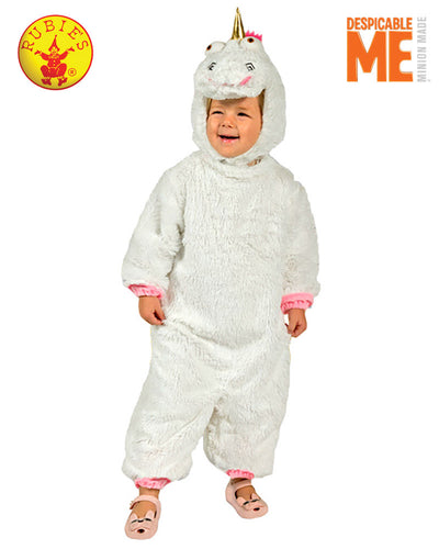 Fluffy Unicorn Toddler Costume