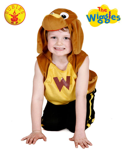 The Wiggles Wags Plush Tabard - Fast Shipping - SALE