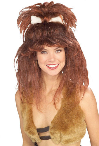 cavewoman-wig-with-bone-adult
