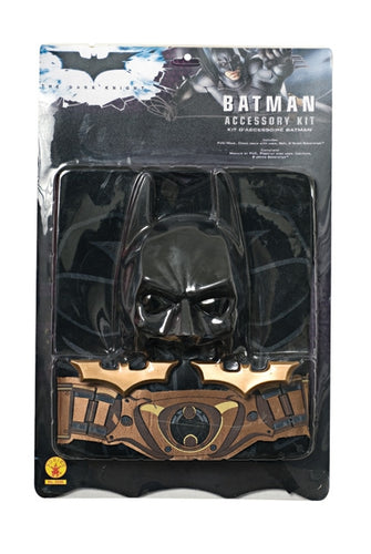 Batman Child Accessory Set - Size Std