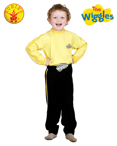 The Wiggles Yellow Premium - Size 2-4  - Book Week - Red Top Box