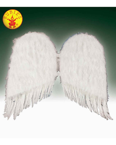 Angel White Feather Wings