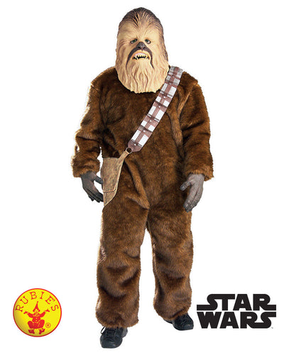 Chewbacca Deluxe  - Star Wars Licensed - Red Top Box