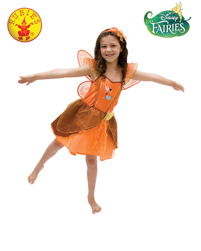 Fawn Crystal Fairies Girls Costume