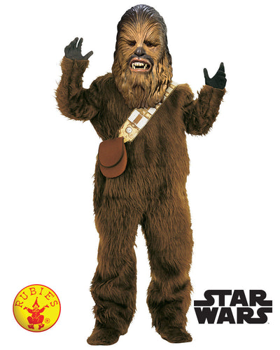 Chewbacca Child Deluxe - Star Wars