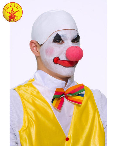 Clown Skin Head Bald Wig