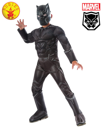 Black Panther Cw Deluxe Child