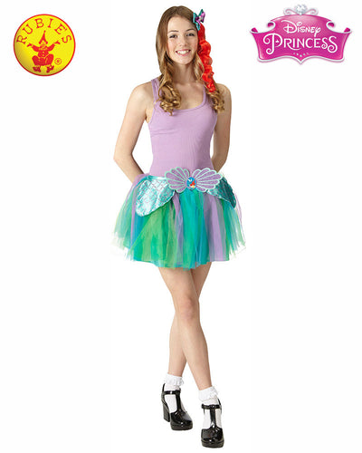 Ariel Tween Tutu Set - Red Top Box