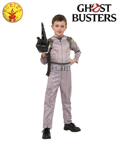 Ghostbusters Unisex Kids Jumpsuit Costume
