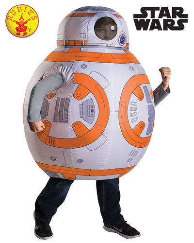 Bb-8 Inflatable Star Wars Costume, Child - Supanova - Oz Comic Con - Red Top Box