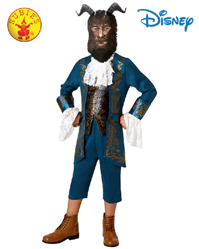 Beast Live Action Deluxe Child Costume
