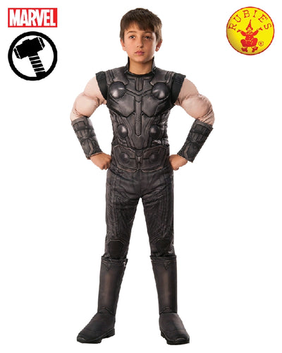 Thor Deluxe Infinity Wars Costume Child