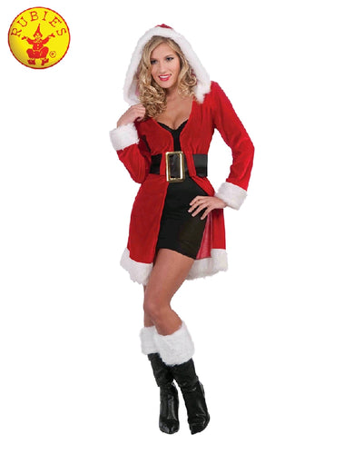 MISS CHRISTMAS SEXY COSTUME, ADULT