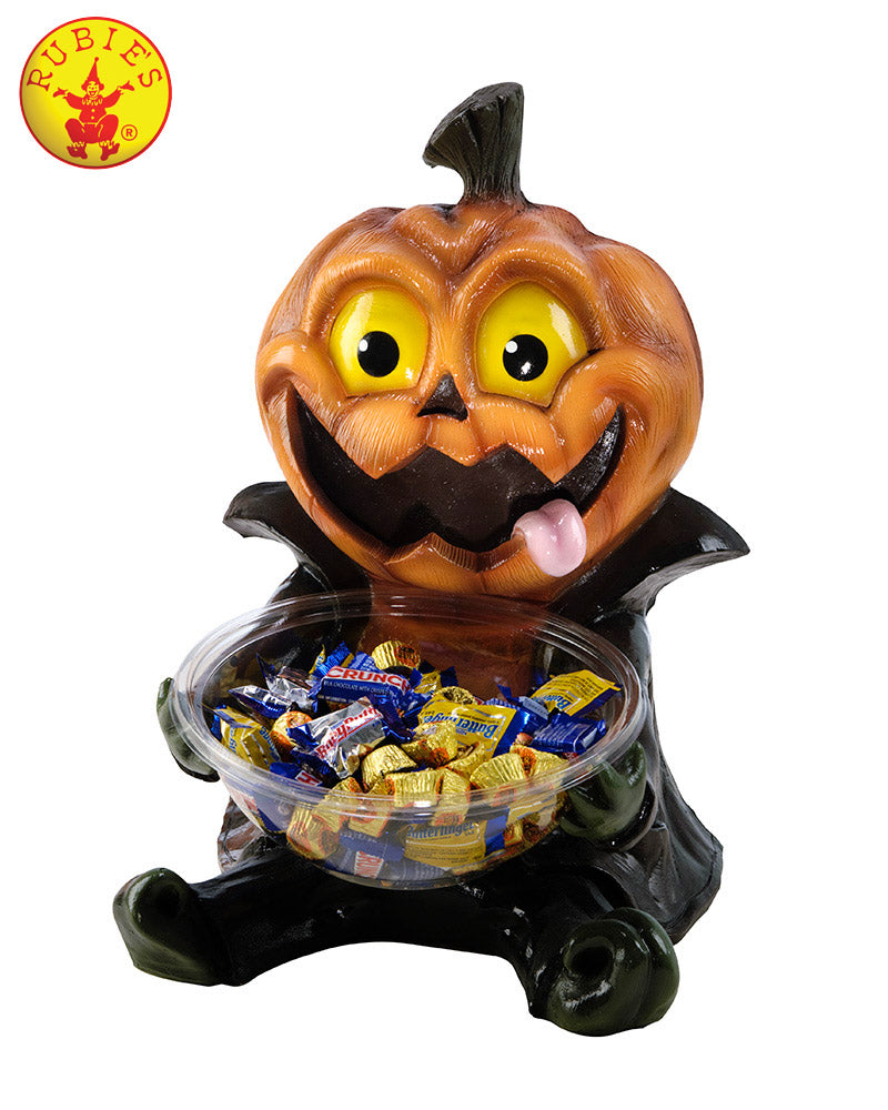 pumpkin candy bowl holder - halloween candy holder – brisbane costumes