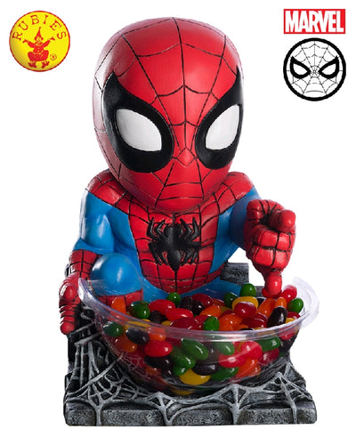 SPIDER-MAN MINI CANDY BOWL HOLDER