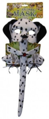 Deluxe 5pc Animal Set - Dalmatian - Red Top Box