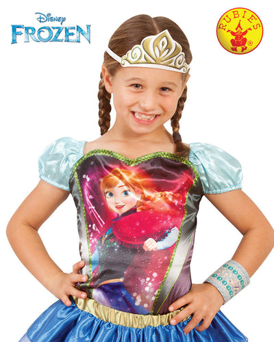 Anna Princess Top - Disney Princess Frozen - Red Top Box