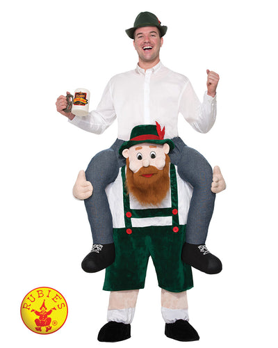 Beer Buddy Piggy Back Costume