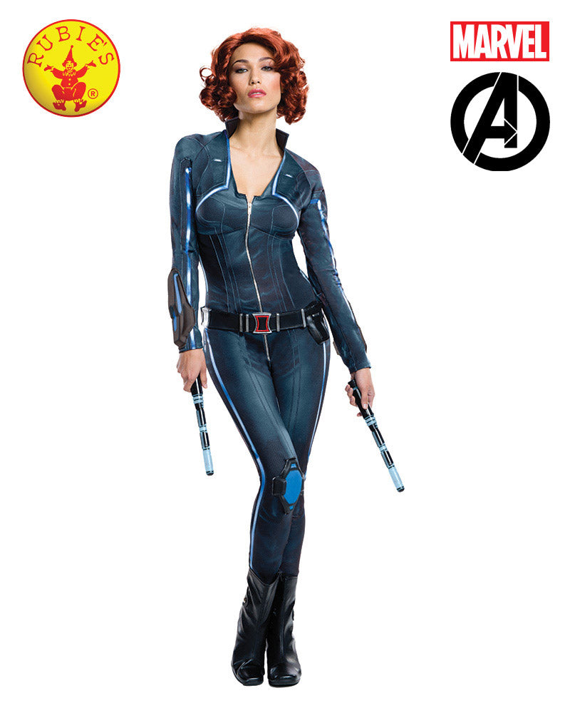 Marvel Captain America Civil War Black Widow - Red Top Box