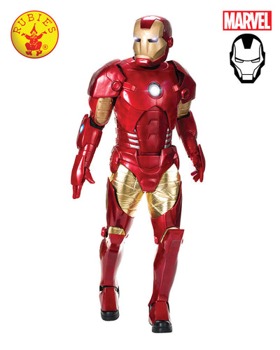 Iron Man Adult Collectors Edition Costume - Brisbane Costumes