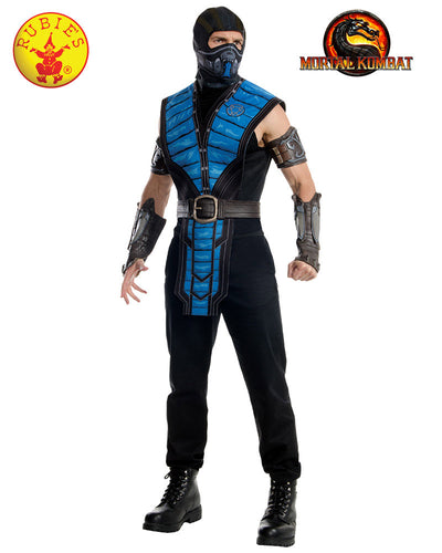 Subzero Costume Adult - Red Top Box
