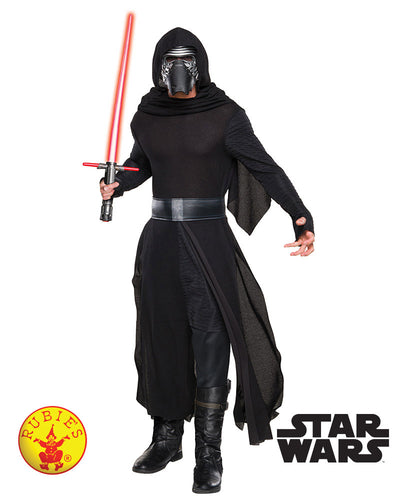 Star Wars Deluxe Kylo Ren Licensed Costume - Red Top Box